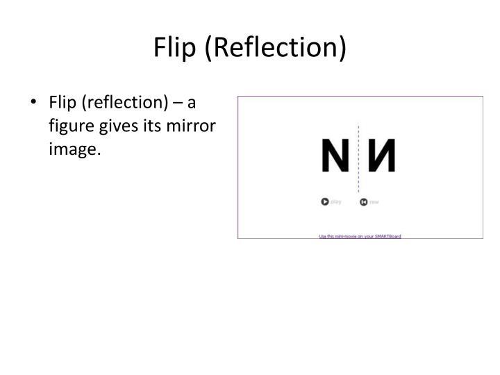 Flip (Reflection)