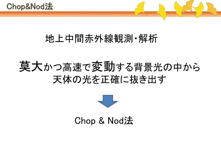 Chop&Nod