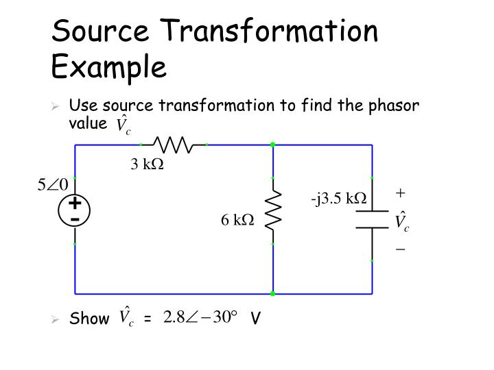 Source Transformation Example