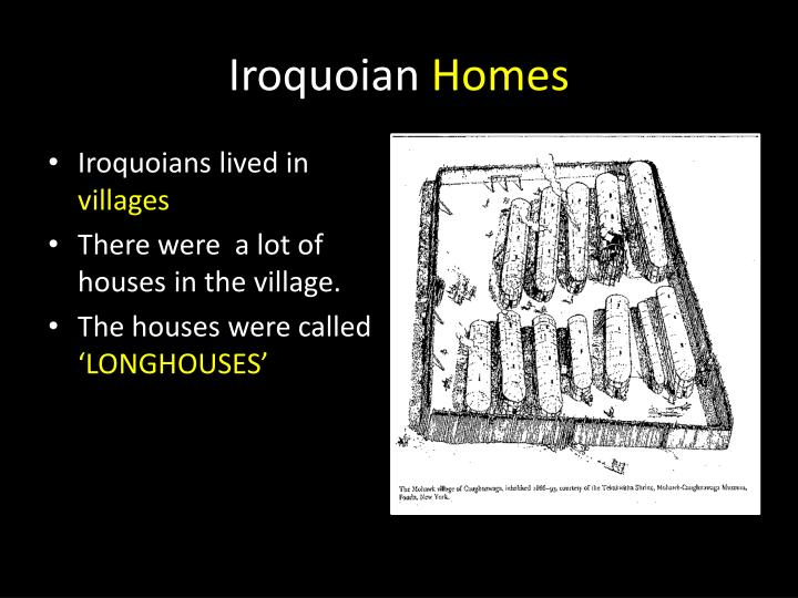 Iroquoian