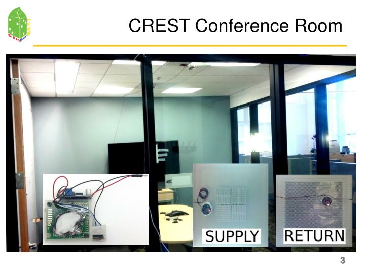 Crest conference room