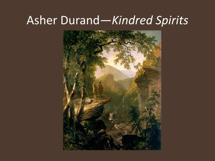 Asher Durand—