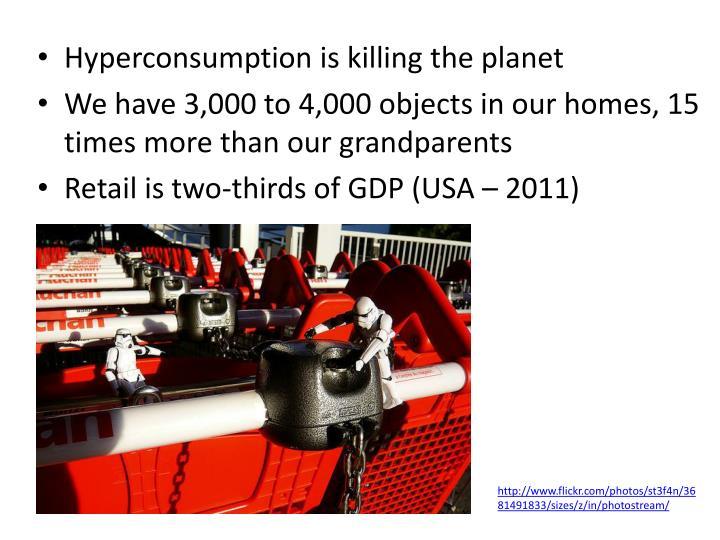 Hyperconsumption