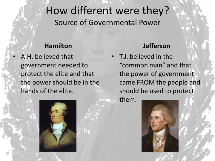 How different were they?