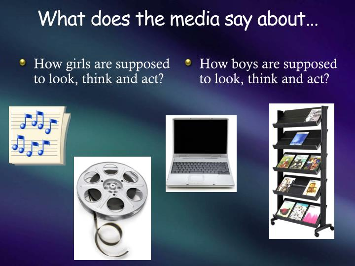 What does the media say about…