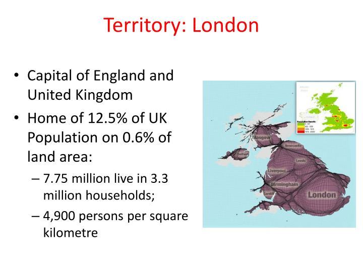 Territory: London
