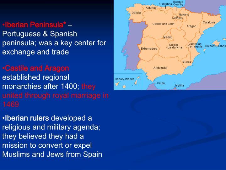 Iberian Peninsula*
