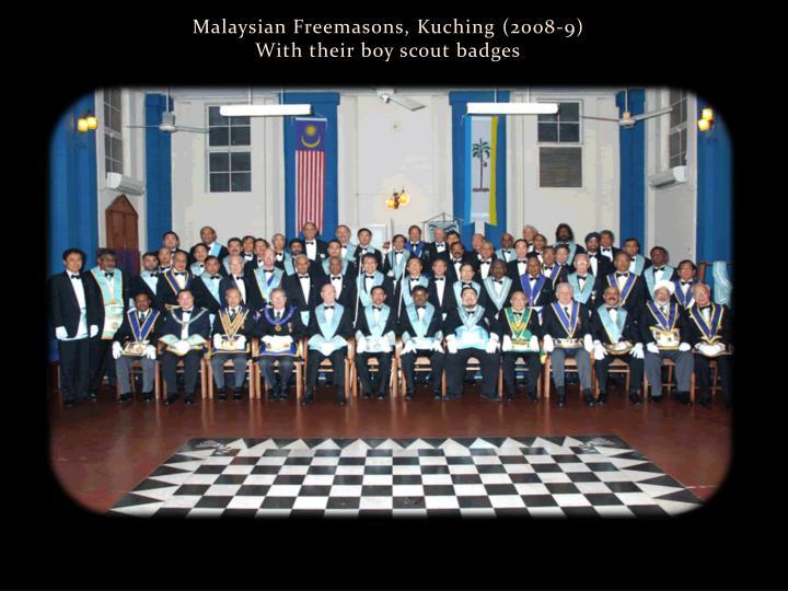 Malaysian Freemasons,