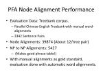 pfa node alignment performance1