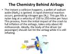 the chemistry behind airbags1