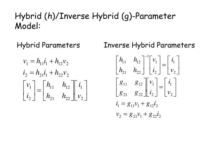 Hybrid (