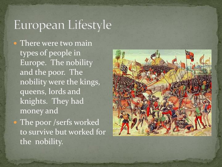 European Lifestyle