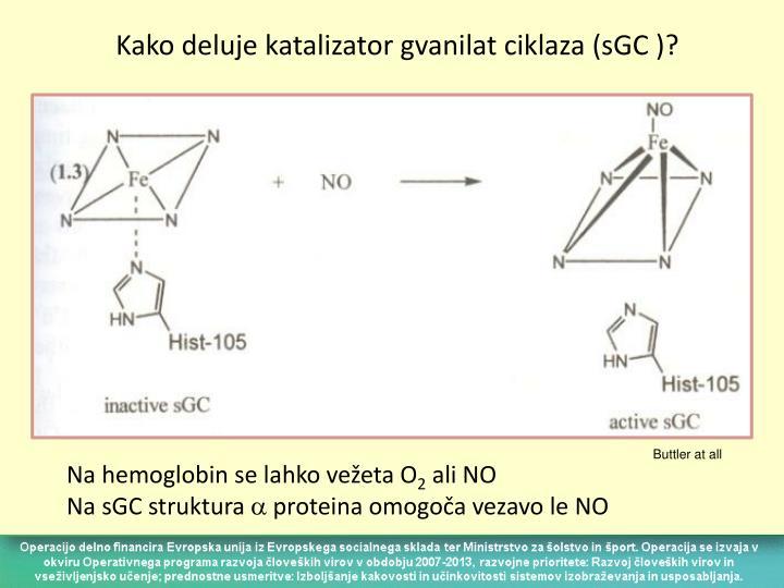 Kako deluje katalizator