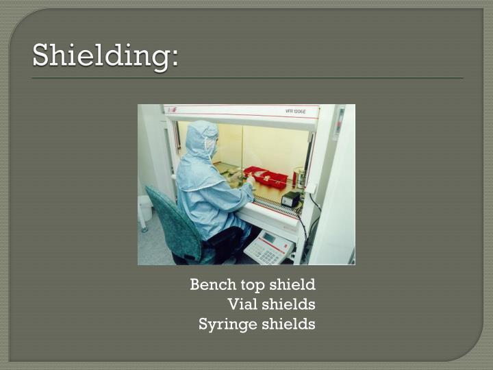 Shielding: