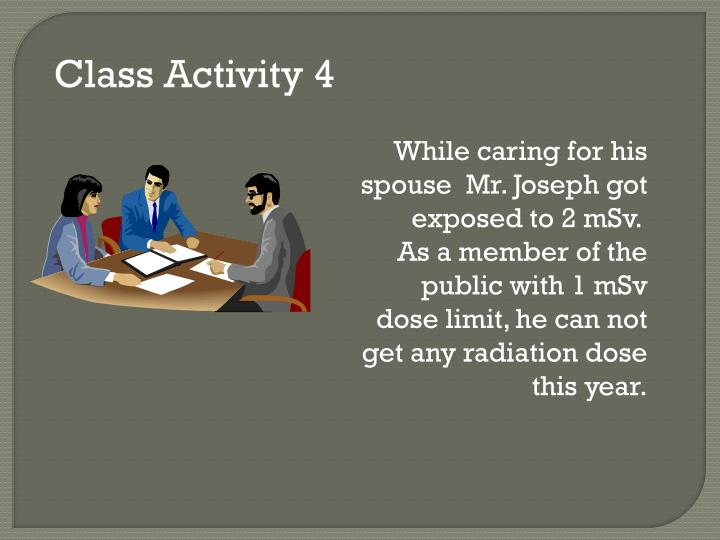 Class Activity 4
