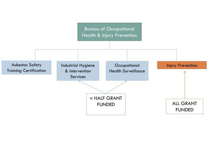 Bureau of Occupational Health & Injury Prevention