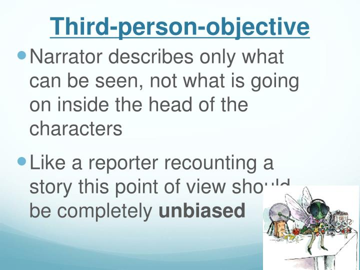 Third-person-objective
