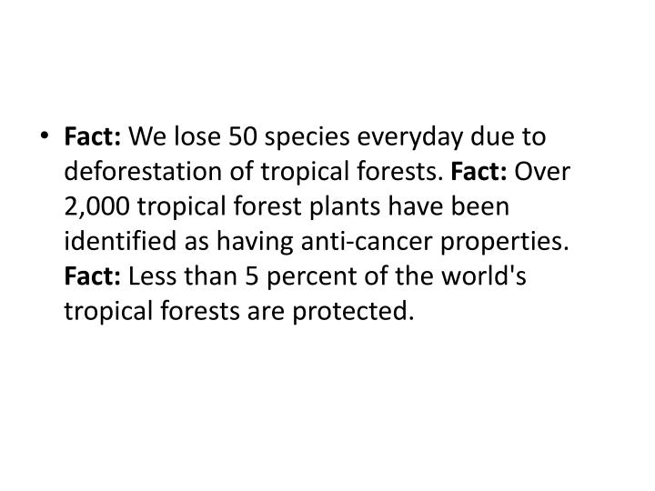 Fact: