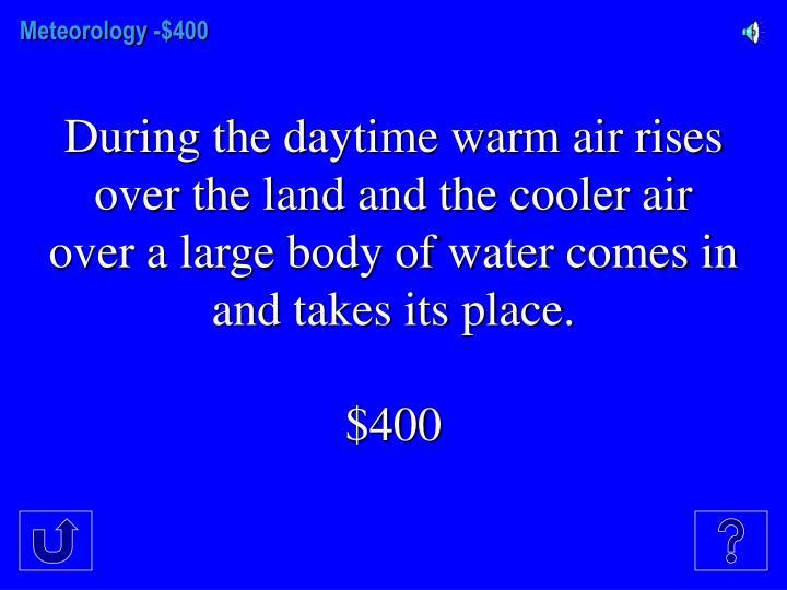 Meteorology -$