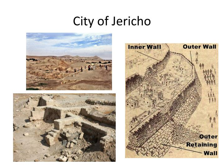 City of Jericho
