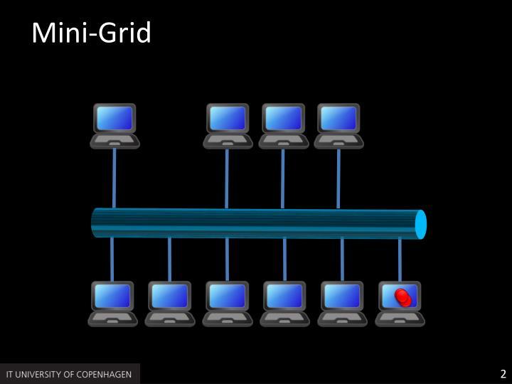 Mini-Grid