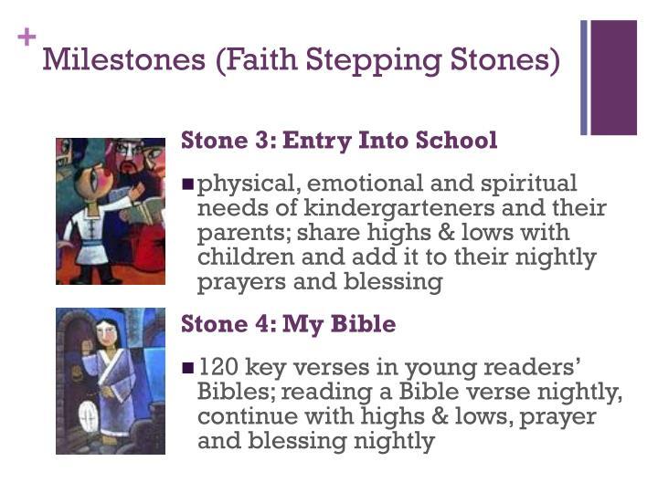 Stone 3: Entry Into School