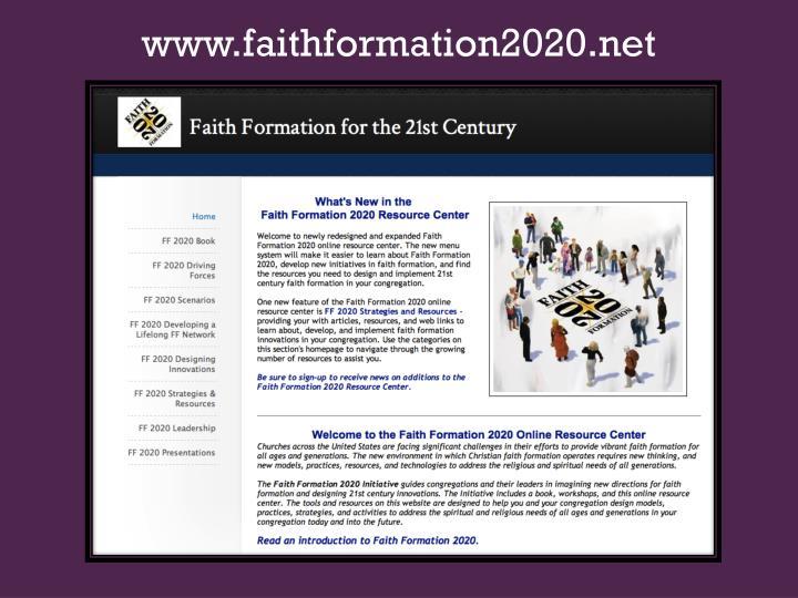 www.faithformation2020.net