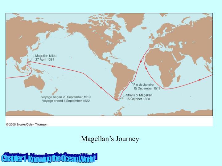 Magellan's Journey