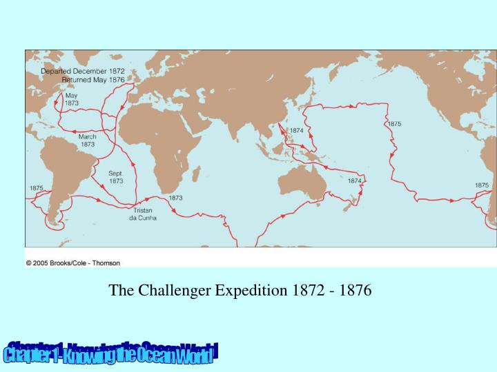 The Challenger Expedition 1872 - 1876