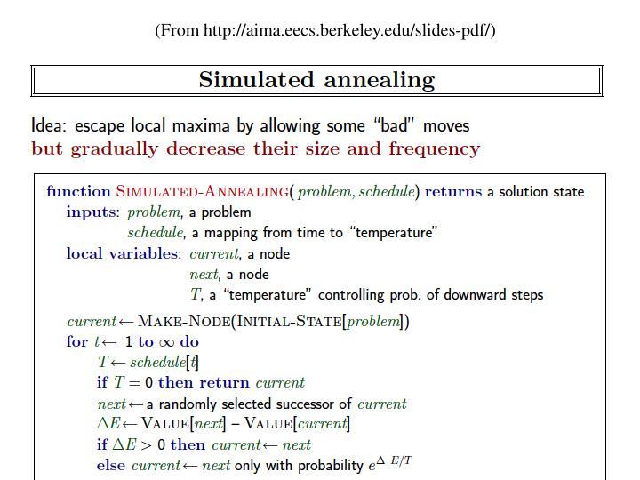(From http://aima.eecs.berkeley.edu/slides-pdf/)