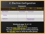 2 electron configuration16