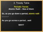 3 trendy table41