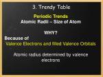 3 trendy table49