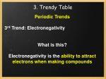 3 trendy table68