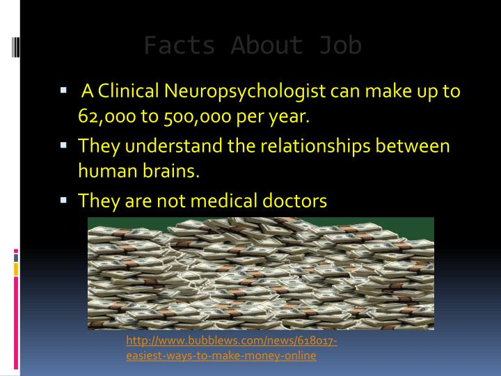Facts About Job