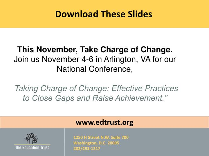 Download These Slides