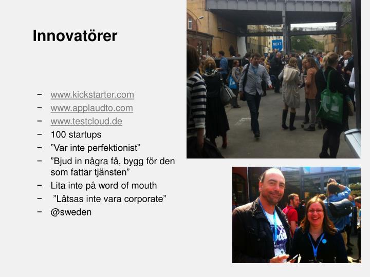 Innovatörer