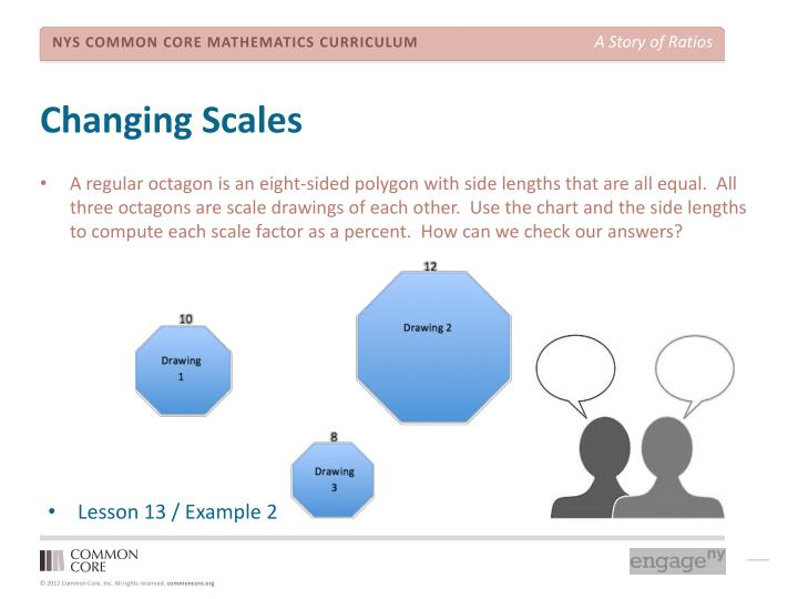 Changing Scales