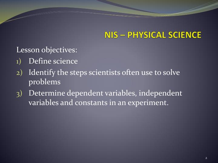 Nis physical science1