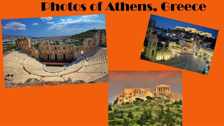 Photos of Athens, Greece