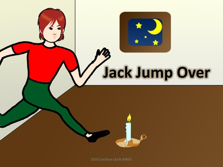 Jack Jump Over