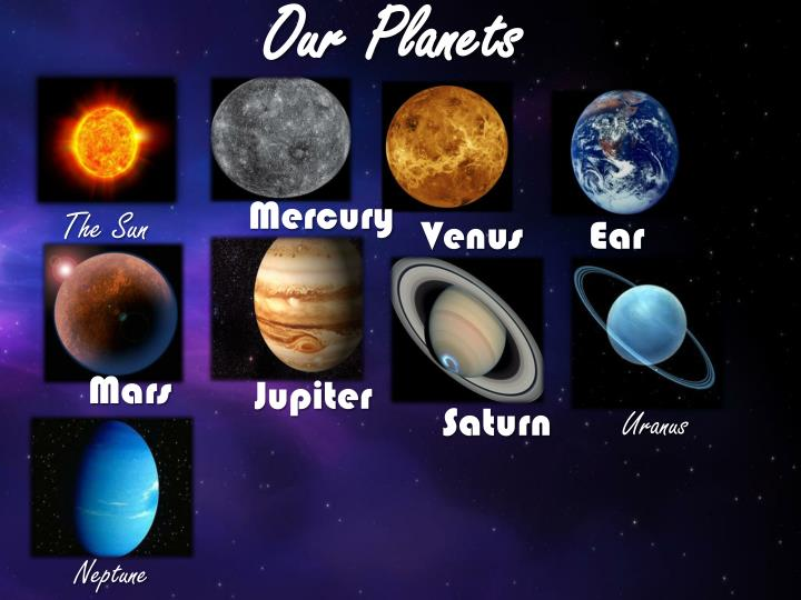 Our planets