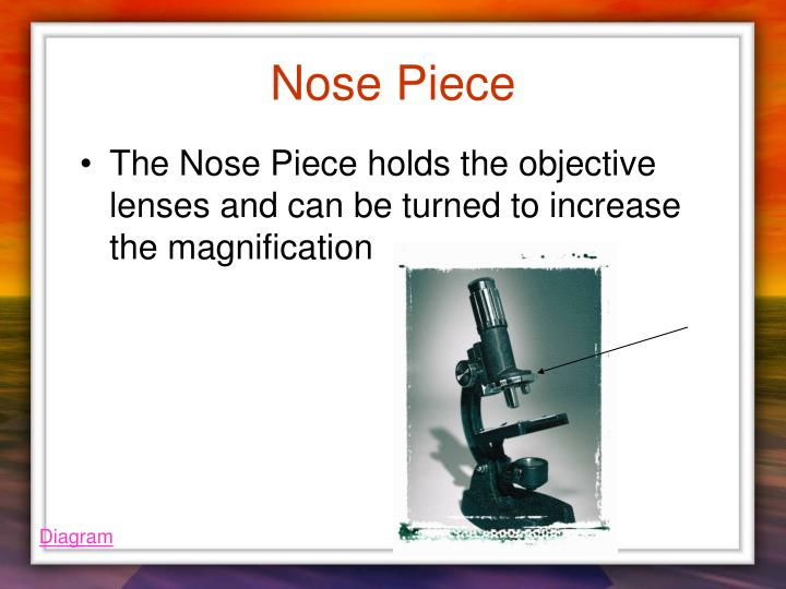 Nose Piece