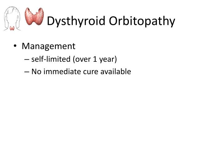 Dysthyroid