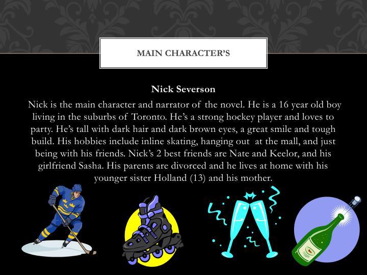 Main Character's