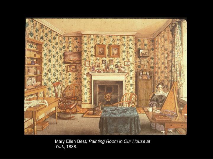 Mary Ellen Best,