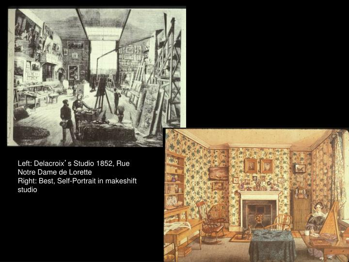 Left: Delacroix