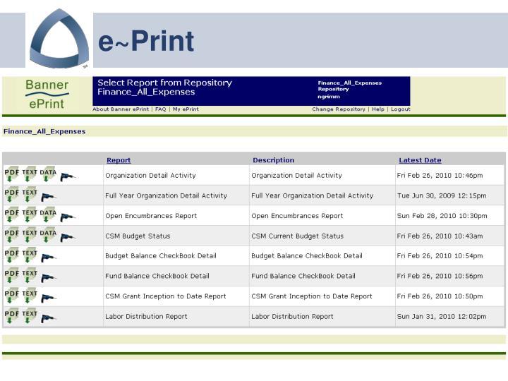 e~Print