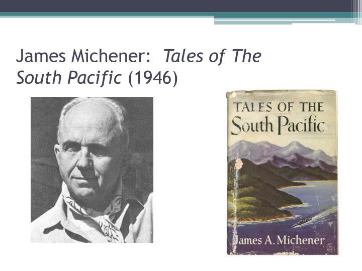 James Michener: