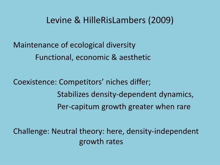 Levine &